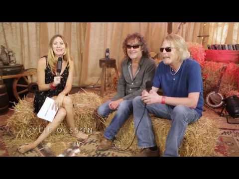 Thin Lizzy Interview At Ramblin' Man Fair 2016 (uDiscoverMusic.com Interview)