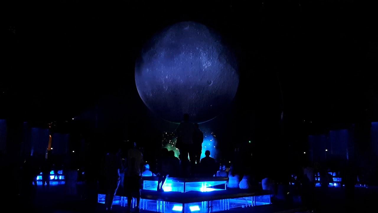 Mooon - La Nuit Cosmique au Grand Palais - Live in Paris - Exclusif