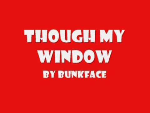 Bunkface -Through My Window [Lyrics]