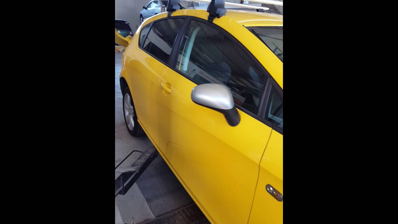 Seat Leon fr montaj senzori parcare