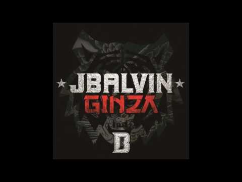 J Balvin - Ginza (Instrumental)