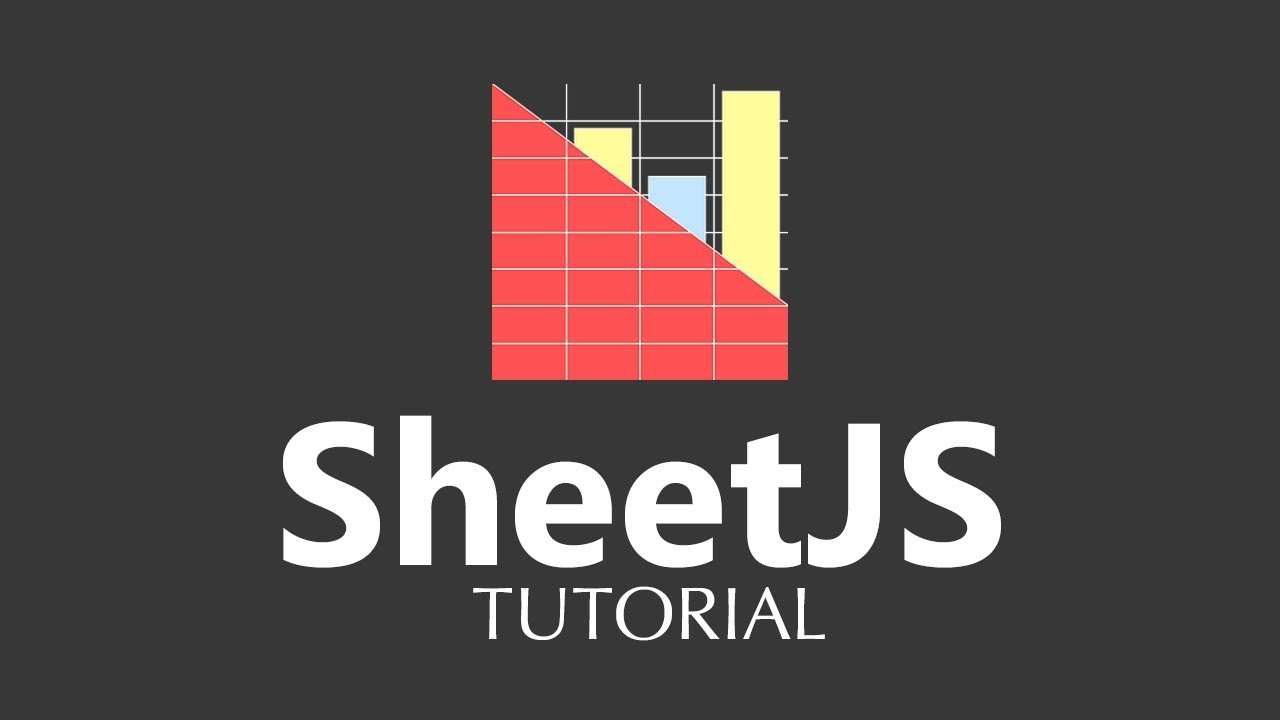 SheetJS Tutorial - Create Excel File with Javascript