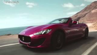 Maserati Gran Cabrio MC
