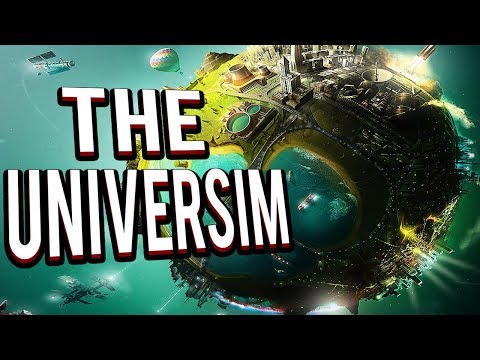 PLAY AS GOD! GOD GAME THROUGH HISTORY ! - UNIVERSIM GAMEPLAY LETS PLAY