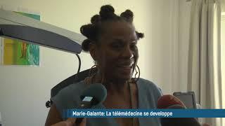 La télémédecine se développe à Marie-Galante avec de nouveaux services notamment en cardiologie !