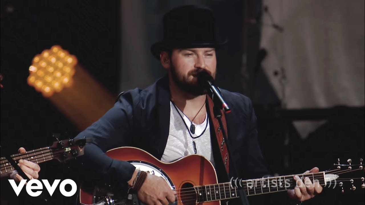 Zac Brown Band - Sweet Annie (Live from the Artists Den)