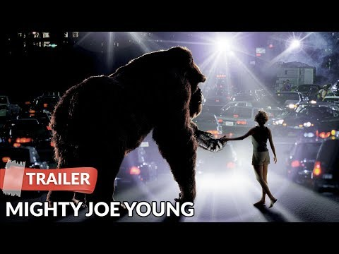 Mighty Joe Young 1998 Trailer HD | Bill Paxton | Charlize Theron