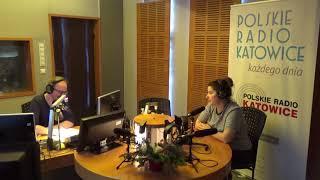 Barbara Wrońska o swoim solowym materiale. cz1. Radio Katowice, 18.12.2017