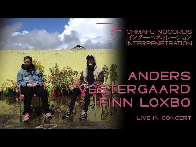 Anders Vestergaard & Finn Loxbo @ Interpenetration 1.8.3