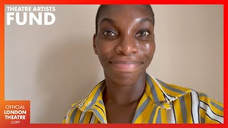 Michaela Coel: My Turning Point | Theatre Artists Fund