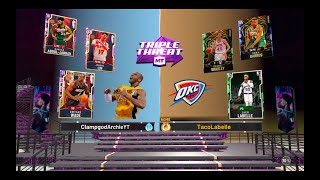 HOW TO WIN EVERY TRIPLE THREAT ONLINE GAME! TRIPLE THREAT ONLINE MATCHMAKING GLITCH! NBA 2K20 MYTEAM