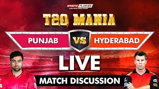 Live Punjab vs Hyderabad T20 | Live Scores and Analysis | SportsFlashes