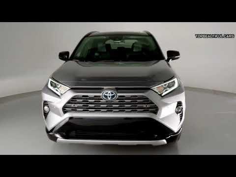 2019 Toyota RAV4 Redesign Interior Exterior