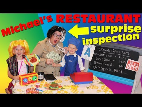 Michael's Restaurant: Surprise Inspection - Family Fun Pack