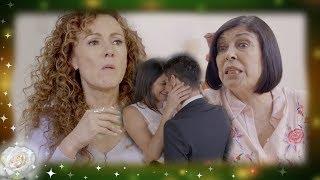 La Rosa de Guadalupe: Las madres de Daniela y Brandon son muy entrometidas   Guerra...