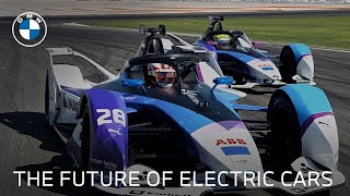 Racing Ahead Towards the Future of Electric Cars | BMW USA