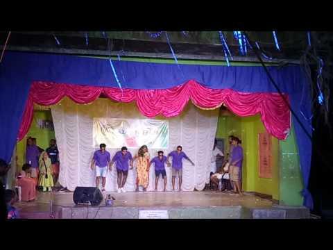 Team BHP pooram special dance (Chenam)