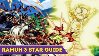 [FFBE] Final Fantasy Brave Exvius - Ramuh 3 Star Esper Fight Guide