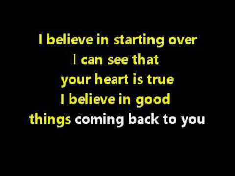 I Believe In You (In the Style of Michael Buble) (Karaoke with Lyrics)