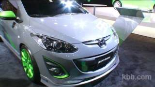 Mazda 2EVIL concept - New York Auto Show - Kelley Blue Book