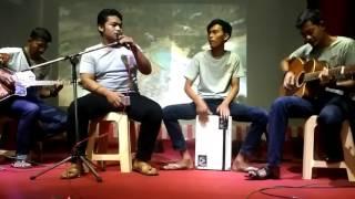Indonesia Pusaka akustik cover