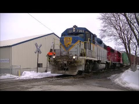 Operations on the D&H Glens Falls Branch