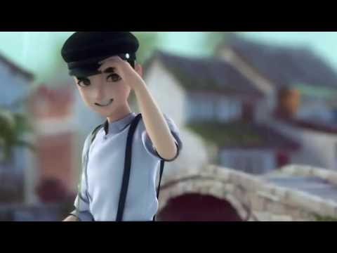 Most Romantic Animated Video ||tu Itni Khubsoorat Hai||Rahat Fateh Ali Khan Song||Video By Love 24 S