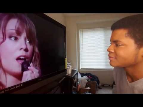 LUTHER VANDROSS AND MARIAH CAREY - Endless Love (REACTION)