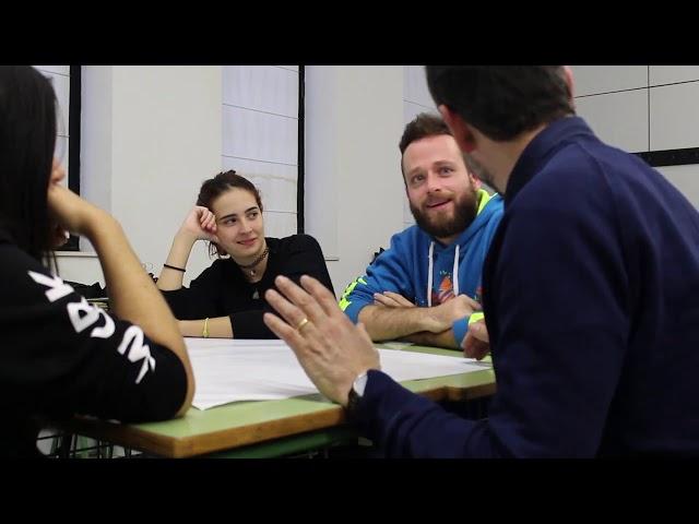 Workshop - Escola Antoni Algueró