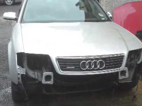 Second Hand Spare Parts For Audi A Breakers Yard YouTube - Audi car breakers