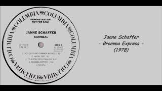 Janne Schaffer - Bromma Express (1978)