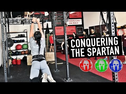 Conquering the Multi-Rig / Spartan Obstacle Workshop / Fitness On Fire
