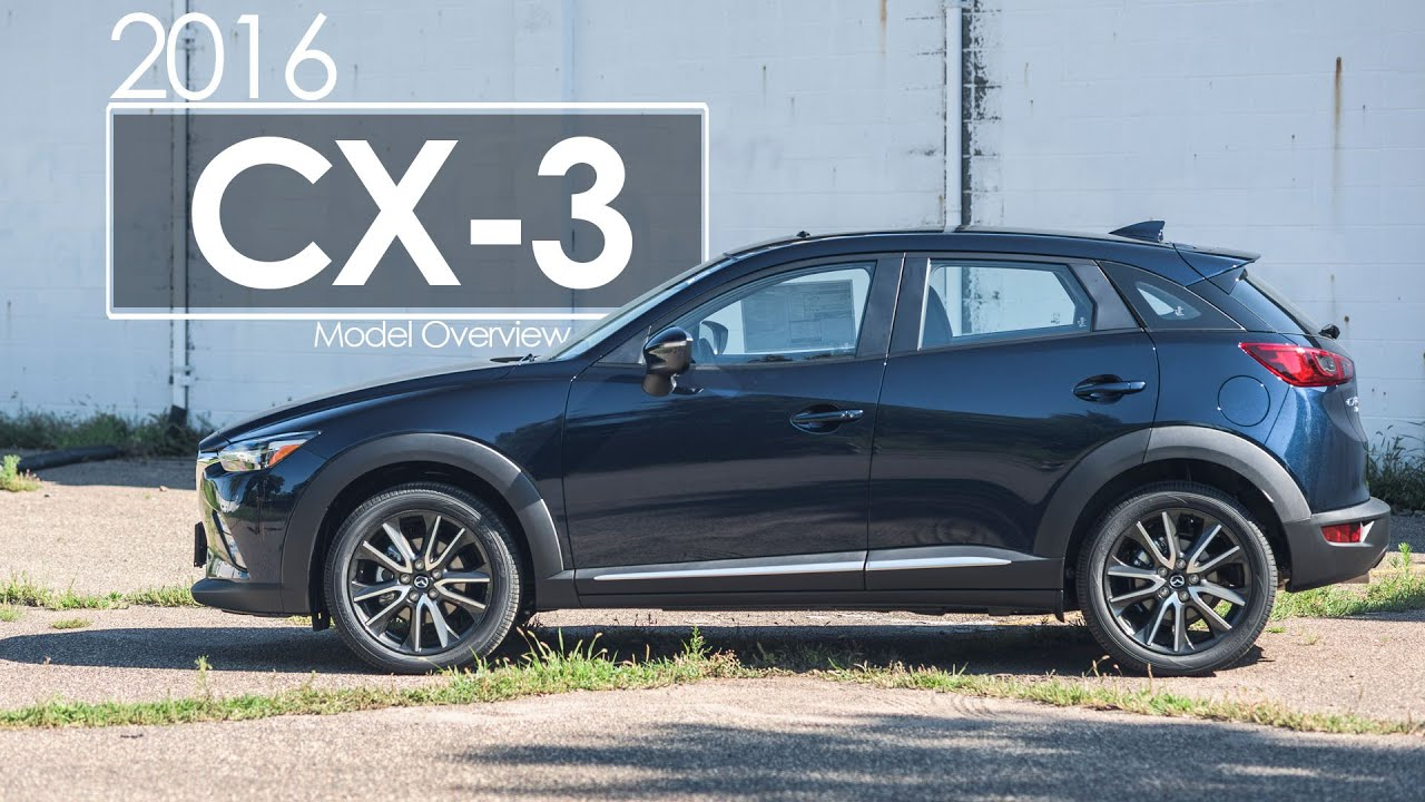 2016 mazda cx-3 | review | test drive - youtube
