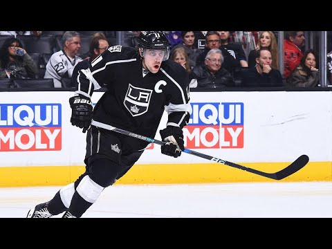 Kopitar mic'd up for first NHL game in China