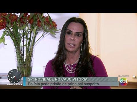 Desembargadora explica as investigações do caso da menina Vitória | Primeiro Impacto (15/06/18)