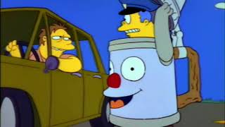 The Simpsons - Brethealyzer & DWI