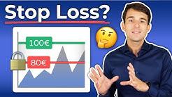Crash Verluste mit Stop-Loss verhindern? Wann ist eine Stop-Loss Order sinnvoll? | Finanzfluss