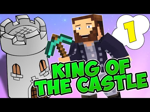 "Minecraft: King Of The Castle 1/5 ""This Is My Land!"" w/Athix"