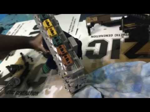 Фото к видео: Solenoid ZF 6HP21 replacement for BMW E90 335i Auto
