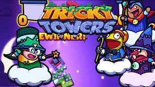 Das hatte bisher noch KEINER von uns geschafft! | Tricky Towers
