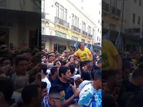 BOLSONARO FOI ESFAQUEADO