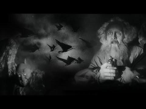Ending scene in Faust (1926)