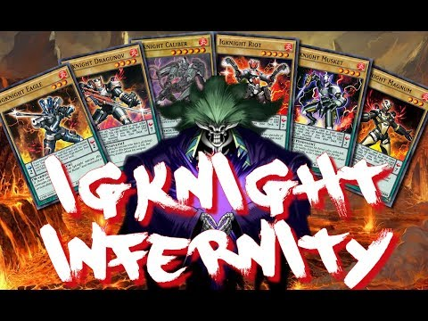Almost Any Hand FTK - Igknight Infenity Burn FTK 2018