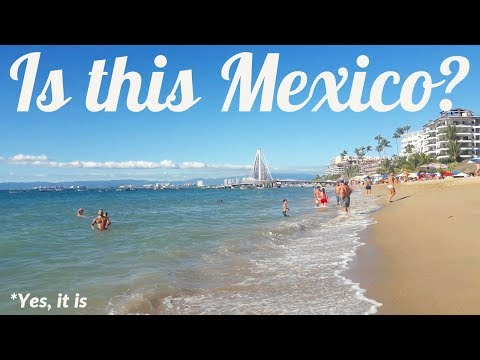 🇲🇽PUERTO VALLARTA'S Malecon | AMAZING 15 PESO TACOS! | Is this MEXICO? Of course it is...