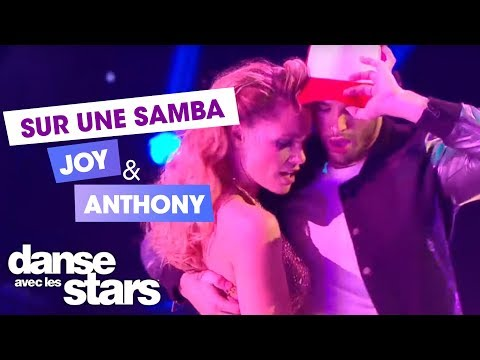 "DALS S08 - Joy Esther & Anthony Colette pour une samba sur ""Wanna Be Starting Something"""