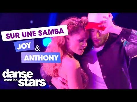 DALS S08 - Joy Esther & Anthony Colette pour une samba sur