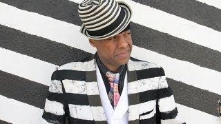 Dailies: A Stripe-on-Stripe Interview with the Funkadelic Angelo Moore of Fishbone