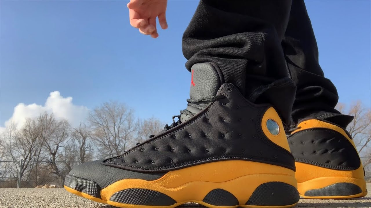"promo code 0fc38 7d0a8 Air Jordan 13 Retro ""Carmelo Anthony"" aka ""Class of 2002"" Review & On Feet!!"