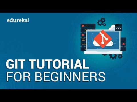 Git Tutorial | Git Basics - Branching, Merging, Rebasing | Learn Git | DevOps Tutorial | Edureka