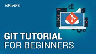 Git Tutorial | Git Basics - Branching, Merging, Rebasing | Learn Git | DevOps Tutorial | Edureka